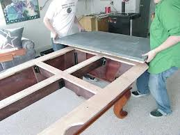 Pool table moves in Scranton Pennsylvania