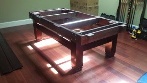 Correctly performing pool table installations, Scranton Pennsylvania