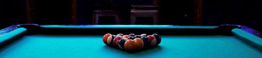 Scranton Pool Table Room Sizes Featured